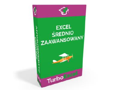 TurboExcel kurs Excel Średnio Zaawansowany